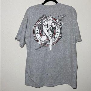 Men's XL Crooks & Castles T shirt